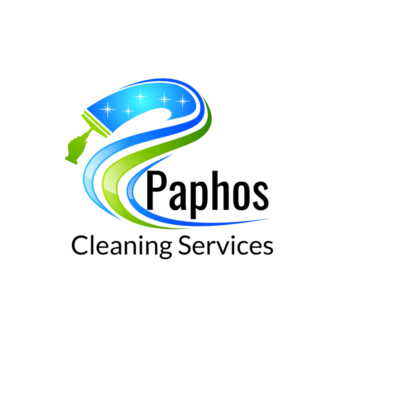 Paphos Cleaning Service Logo